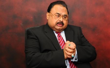 MQM Chief altaf hussain
