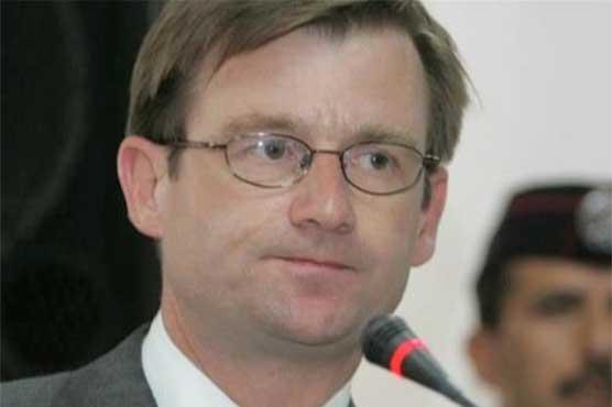 US Ambassador to Pakistan David Hale