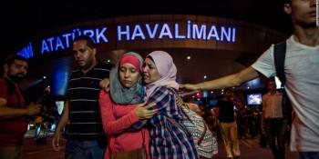 Istanbul Ataturk airport attack
