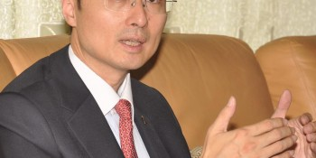 CHINA ENVOY SUN WEIDONG on CPEC