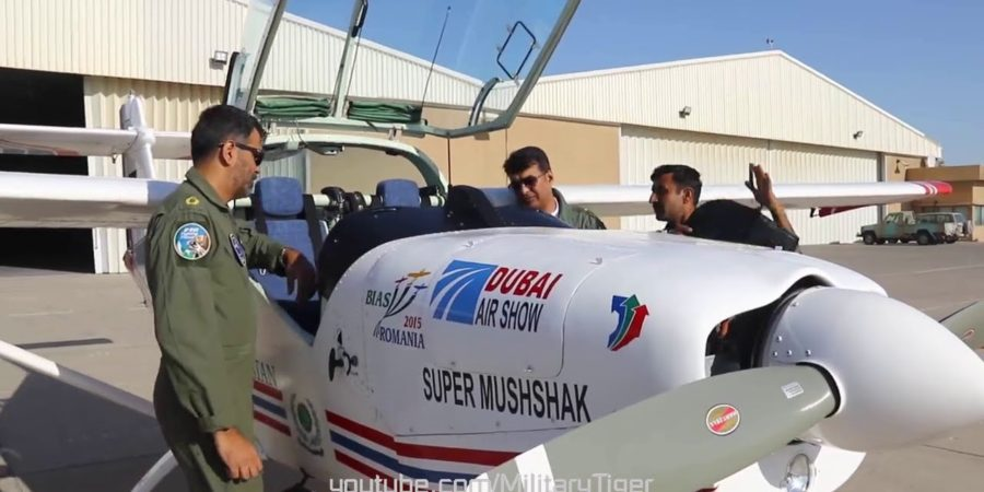 Pakistan to sell 18 Super Mushshak aircraft to Qatar, Nigeria