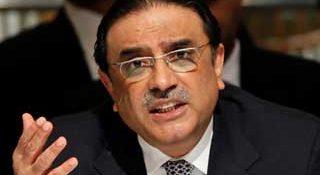 Asif Zardari lauds adoption of anti honor killing laws