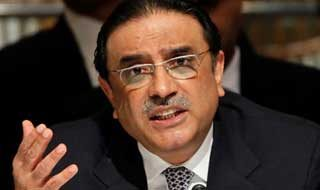 Asif Zardari lauds adoption of anti honor killing laws