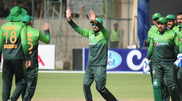 Pakistan Beat Zimbabwe In 3rd ODI To Clinch Series