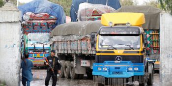 Militants abduct 40 truck drivers in Samangan province