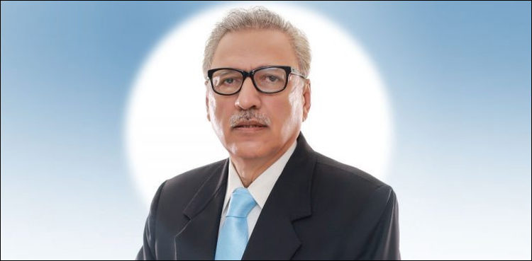 President urges countrymen to buy 'Made in Pakistan' products