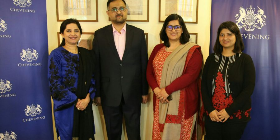 Seven Pakistani journalists awarded Chevening South Asia journalism fellowship