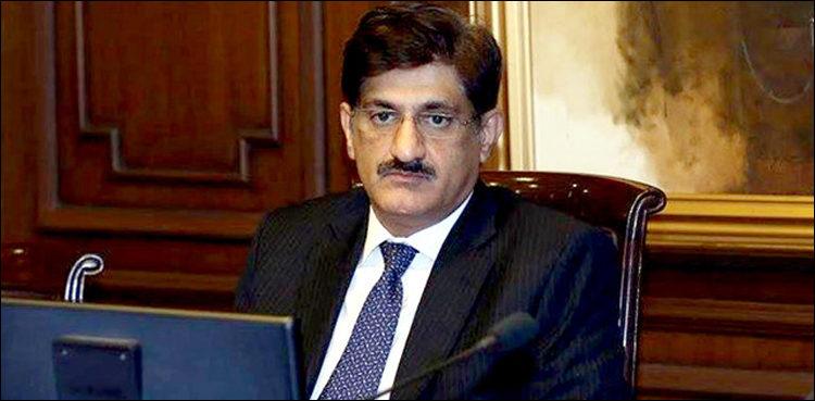 NAB summons CM Murad in Malir River land case on Jan 4