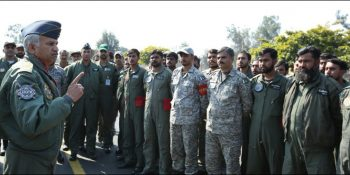 PAF fully capable of respond any genre of aggression: Air Chief