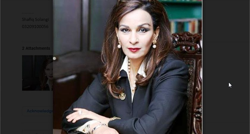 Sherry Rehman urges Govt to help farmers from locust ...