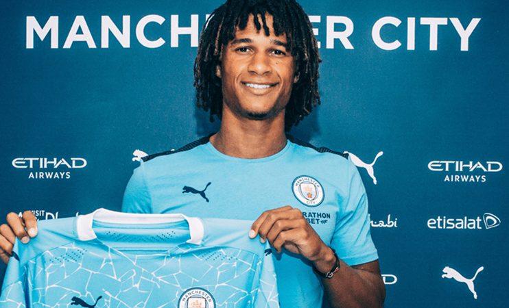 Manchester City sign Bournemouth defender Nathan Ake