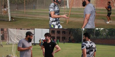 Azhar-Ali-Ahmed-Shehzad-practice-at-NHPC-under-supervision-of-Mohammad-Yousuf