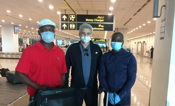 Chairman-Zimbabwe-Cricket-arrives-in-Islamabad-ahead-of-PAKvZIM-series