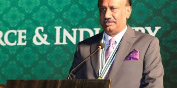 Nasir Mirza, Newly elected President RCCI