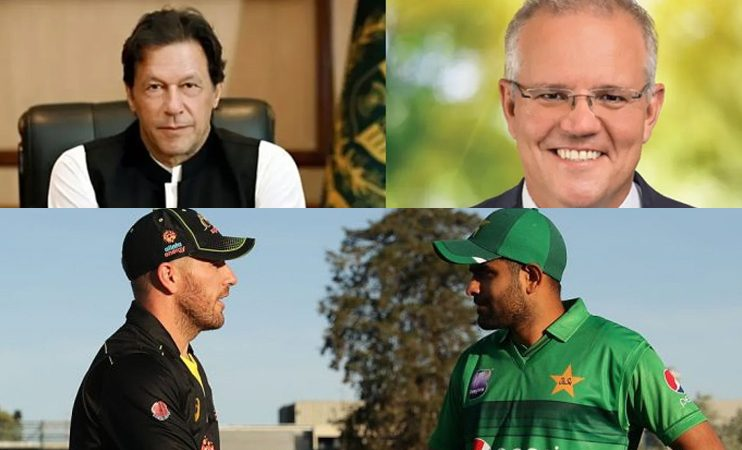 PM-Imran-suggests-Australian-counterpart-to-resume-PAK-AUS-bilateral-series