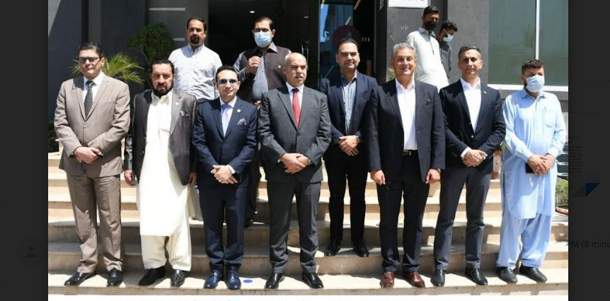 Jordan envoy eyes potential of cooperation with Pakistan in IT sector