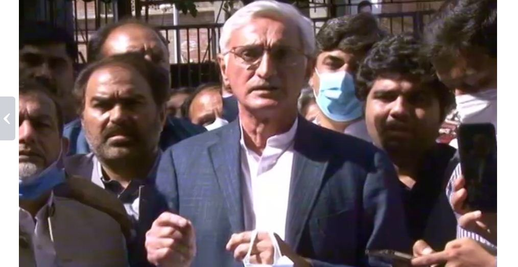 Tareen demands a fair team be constituted that works 'according to law, not on someone's phone call'