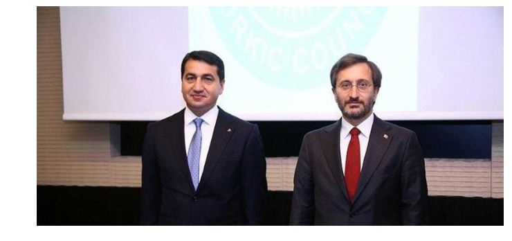 Top Turkish, Azerbaijani officials meet in Baku