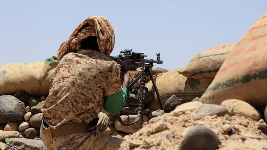 70 dead as battle for Yemen's Marib rages on three fronts