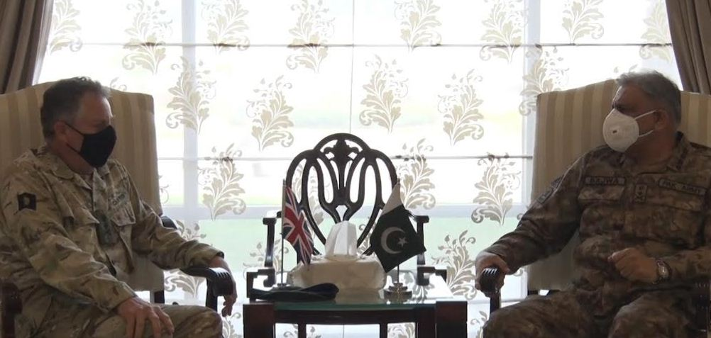 Pak Army values ties with UK: COAS