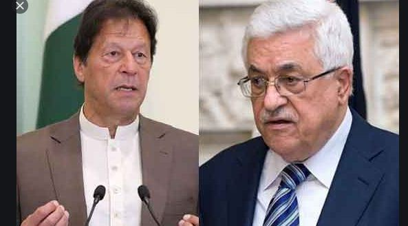 Pakistan to raise Palestine issue at every forum, vows PM Imran