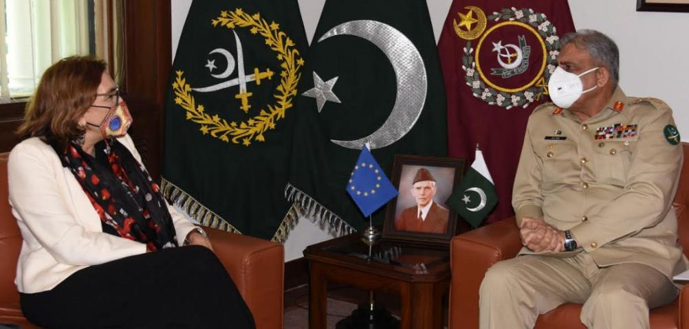 EU envoy lauds Pakistan's sincere efforts for bringing peace