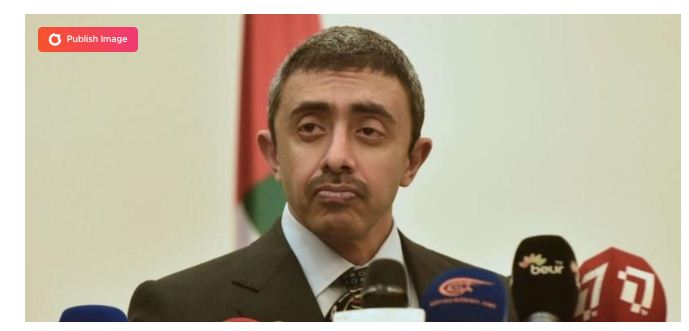 Hamas slams UAE foreign minister over terrorism label