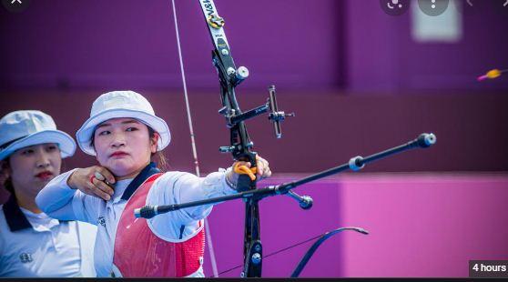 Korean women win ninth straight Olympic team title