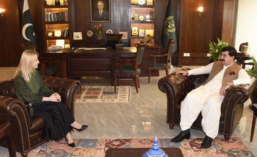 Bulgaria wants to enhance its relations with Pakistan: Irena Gancheva