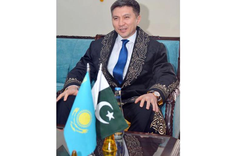 Kazakhstan biggest economy in Central Asia: envoy
