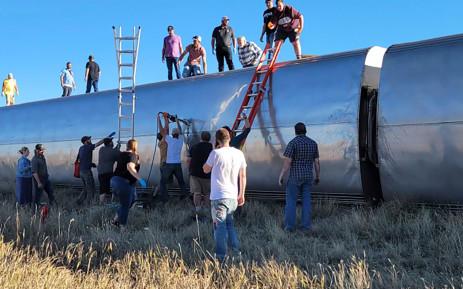 Three dead after US train derailment: rail operator