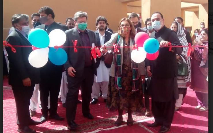 Balochistan Youth participate actively in Hunar Rozgar Mela 2021